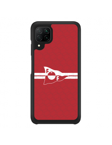 FFK Logo Rød Deksel
